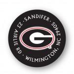 University of Georgia Return Address Sticker