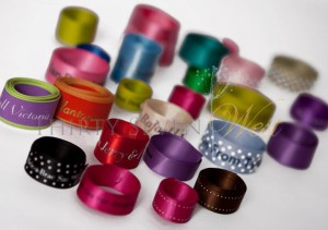 Personalized Printed Ribbons, holiday ribbon, gift ribbon, corporate ribbon, logo ribbon, printed ribbon, customized ribbon