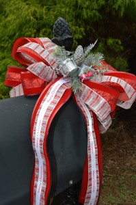 decorative ribbon, Christmas ribbon, personalized printed ribbon,