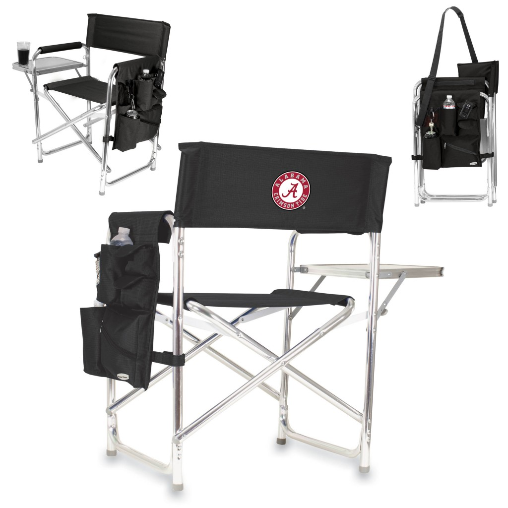 University of Alabama Sports Chair, Alabama, sports chair, Alabama camping chair, game day chair, foldable chair