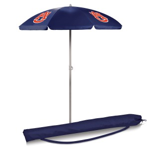 Auburn University Umbrella, sports umbrella, Auburn University, picnic table umbrella