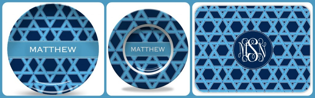Chanukah Plate and Bowl Set. Chanukah Cutting Board,  Chanukah, Chanukkah, Hanukah, Star of David Plate, Star of  David Cutting Board, Star of David Bowl, Chaunkah Gifts