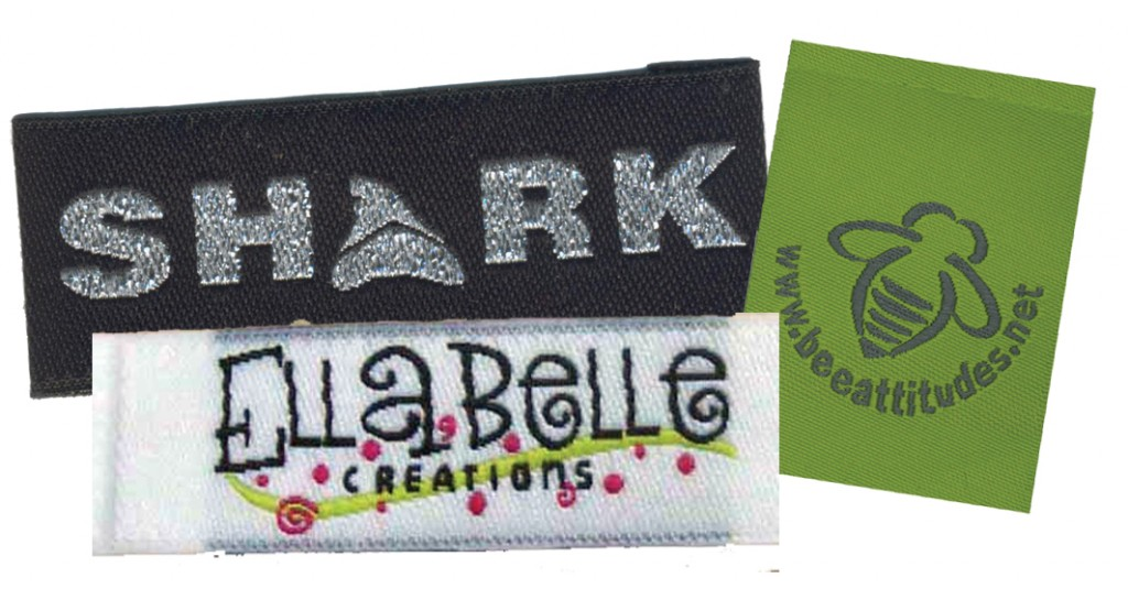 Custom Woven Labels, woven labels, woven fabric labels, custom fabric labels, custom apparl labels, woven apparel labels, personalized fabric labels, personalized woven labels,  semi custom labels, fabric labels, label supplier, label manufacturer, quality woven labels, custom clothing labels, logo labels, woven logo labels
