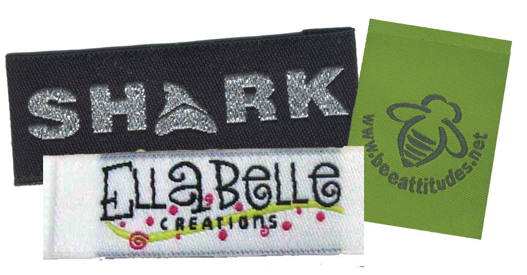 custom woven labels, custom labels, clothing labels, apparel labels, personalized labels, woven labels, logo labels, custom logo labels, iron on labels, iron-on labels, woven damask labels, damask labels, woven satin labels, satin labels, woven iron-on labels, garment labels, labels for garments, sew in labels, sew on labels, Clothing manufacturer, Clothing label manufacturer, label manufacturer, folded labels, center folded labels, care labels, content labels, woven care labels, woven content labels, soft labels, washable labels, baby labels, labels for baby clothing, die cut labels, labels cut into shapes, tshirt labels, t-shirt labels, labels for clothes, custom clothing labels