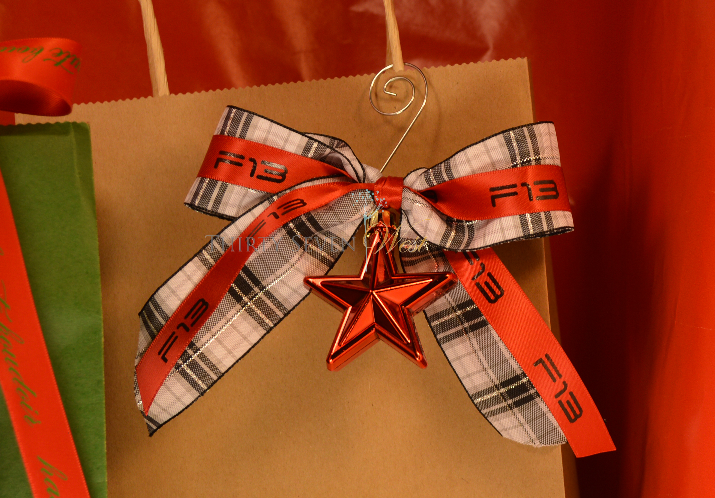 Personalized Ribbon  ThirtySevenWest  Creative ideas about