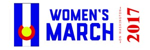 womens-march-on-washington-2017-ribbon million women march womens rights march womens activist march womens lgbtq  washington dc trump march January 21st 2017 1/21/17 planned parenthood womens suffrage  colorado chapter colorado state colorado state sister march aspen sister march colorado springs sister march denver sister march mesa sister march navy and red on white