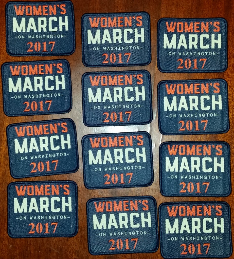 Women's March on Washington, WMOW,  Womens March, Women's March Patches, Women's March Sashes, Women's March Memorbilia, Womens March on Washington Memorbilia, Womens March Signs, Womens March Patch, Womens March Sash, Girl Scouts For Women's March on Washington, Girl Scouts Patches, Suffrage Sashes, Suffrage Sashes for Womens Rights