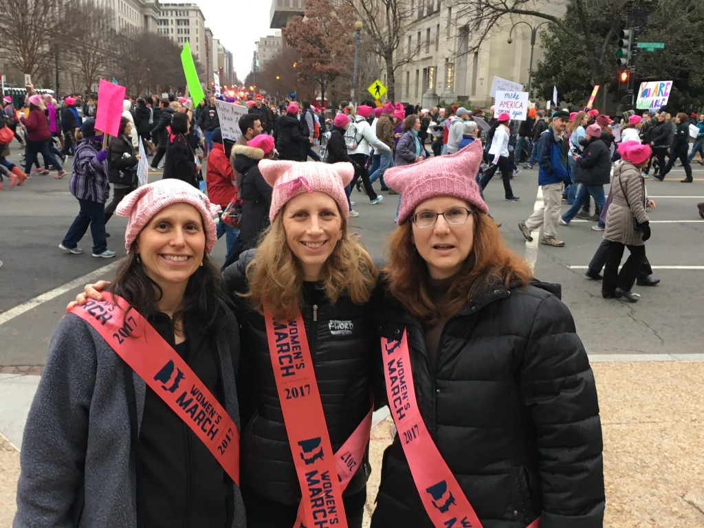 Womens March on Washington 2017 Suffrage Sashes Peggy Greenfeld pic 2017 01 21,  high quality sash for Women's March on Washington 2017   Patches for Women's March for Girl Scouts women's  women's march   Women's march on Washington fund raiser    Women's March on Washington fundraiser    women's march patch Women's March Suffrage Sashes