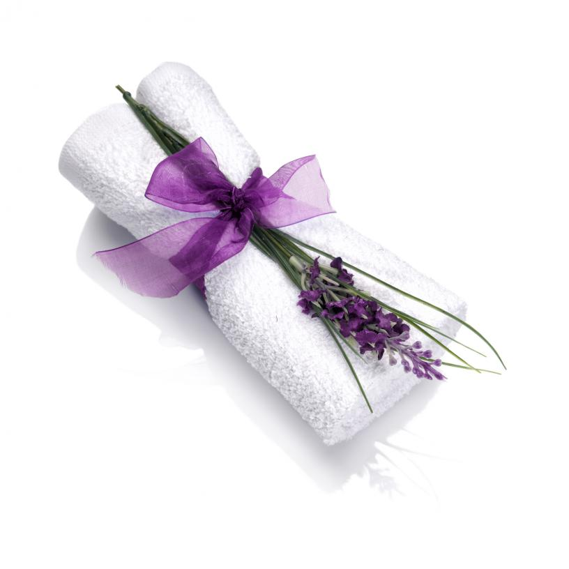 1 1-2 Ribbon wrapped around spa towel for Decorating and Promotional Items, Personalized ribbon, ribbon for parties, ribbon for decoration, embellishment ribbon, ribbon for promotional items, custom logo ribbon, customized ribbon, custom ribbon, ribbon wrapped around spa towels, ribbon for wrapping towels,