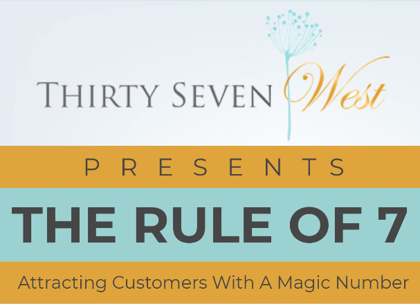 attracting consumers with rule of 7