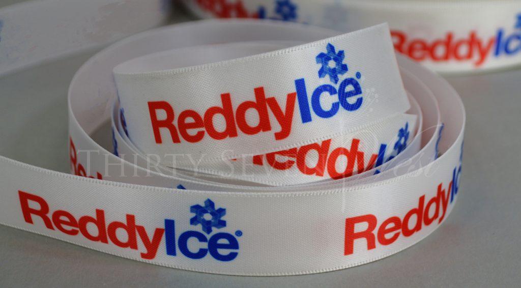 Pantone Logo Ribbon, PMS RIbbon, Ribbon with Logo, Printed Logo Ribbon, Branded RIbbon, Promotional Ribbon, Ribbon on Rolls, Ribbon for events, Ribbon for Gifts, Company Logo Ribbon, Satin Logo Ribbon, Satin Printed Ribbon, Custom Logo RIbbon, Customized Ribbon