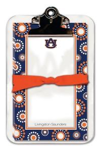 Auburn Clipboard Notepad